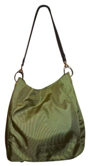 Preload https://item1.tradesy.com/images/alfani-lime-green-polyester-and-leather-trim-hobo-bag-262775-0-0.jpg?width=440&height=440