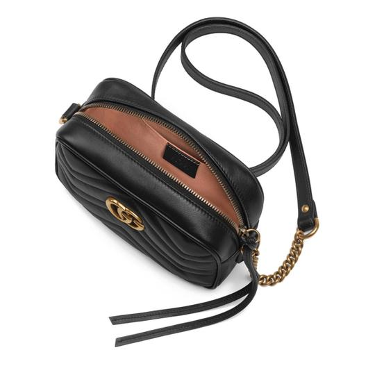 Gucci Marmont Mini Marmont Marmont Cross Body Bag Image 4