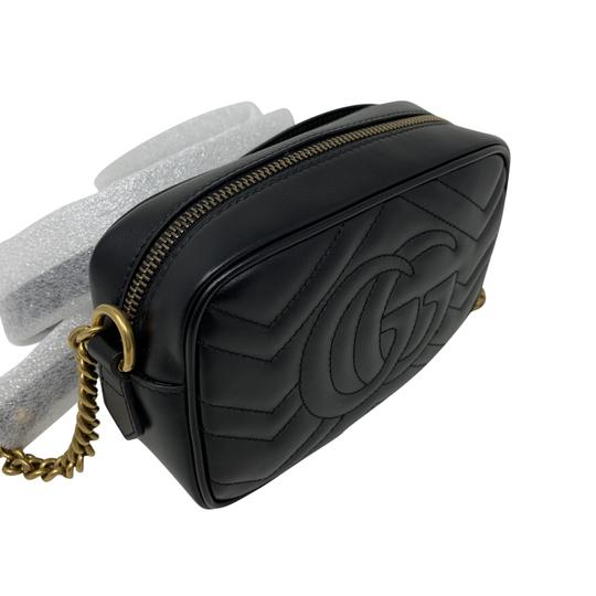 Gucci Marmont Mini Marmont Marmont Cross Body Bag Image 6