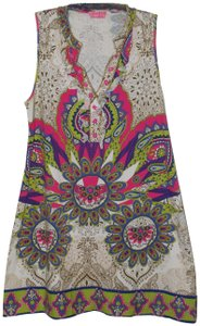 Joyous & Free short dress Multi on Tradesy