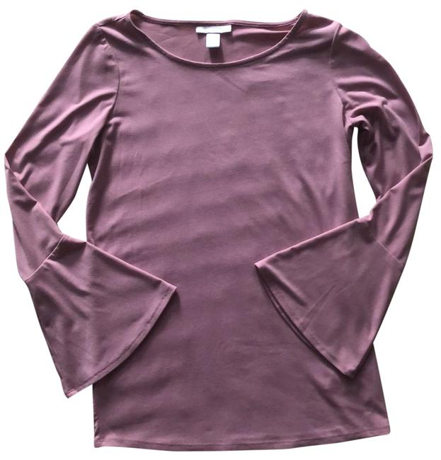 Item - Pink Bell Sleeve Maternity Top Size 8 (M)