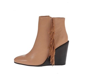 See by Chloé Tan Boots