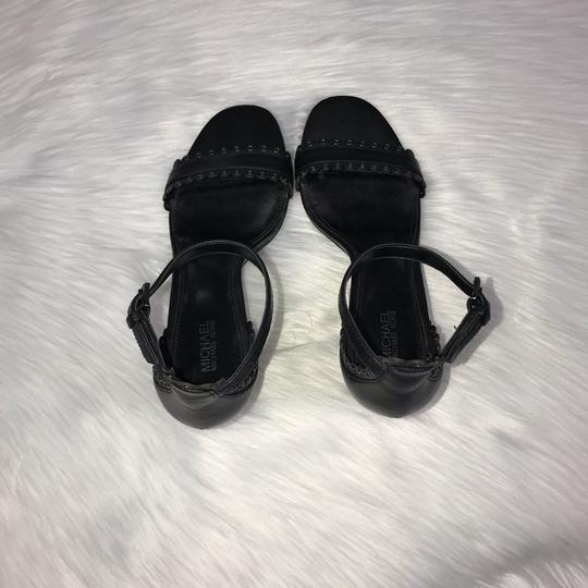 MICHAEL Michael Kors Black Sandals Image 7