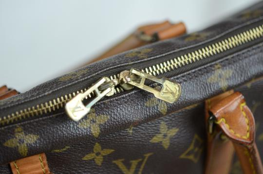 Louis Vuitton Lv Porte Voyage Speedy Neverfull Tote in Brown Image 10