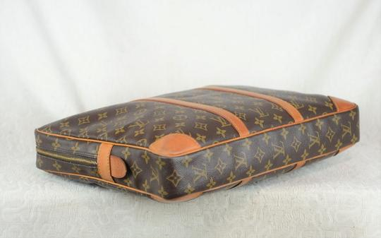 Louis Vuitton Lv Porte Voyage Speedy Neverfull Tote in Brown Image 2