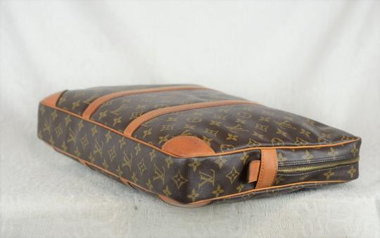 Louis Vuitton Lv Porte Voyage Speedy Neverfull Tote in Brown Image 6