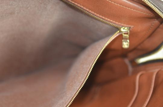 Louis Vuitton Lv Porte Voyage Speedy Neverfull Tote in Brown Image 7