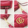 Gucci Lv Calfskin Marmont Top Handle Shoulder Bag Image 7