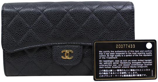 Preload https://img-static.tradesy.com/item/26283405/chanel-black-caviar-quilted-trifold-wallet-0-1-540-540.jpg