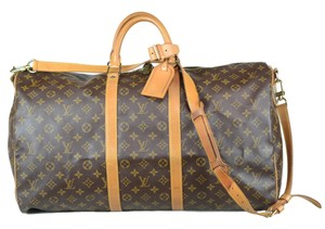 Louis Vuitton Lv Keepall Bandouliere Speedy Neverfull Cross Body Bag
