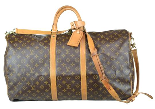 Preload https://img-static.tradesy.com/item/26283422/louis-vuitton-keepall-bandouliere-55-monogram-brown-canvas-cross-body-bag-0-0-540-540.jpg