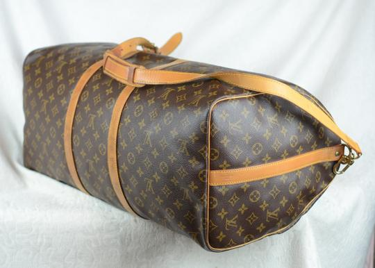Louis Vuitton Lv Keepall Bandouliere Speedy Neverfull Cross Body Bag Image 10