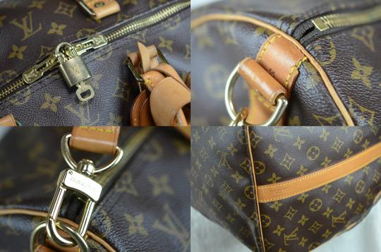 Louis Vuitton Lv Keepall Bandouliere Speedy Neverfull Cross Body Bag Image 2