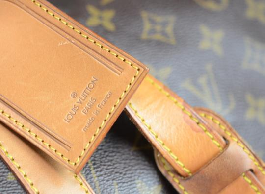 Louis Vuitton Lv Keepall Bandouliere Speedy Neverfull Cross Body Bag Image 6