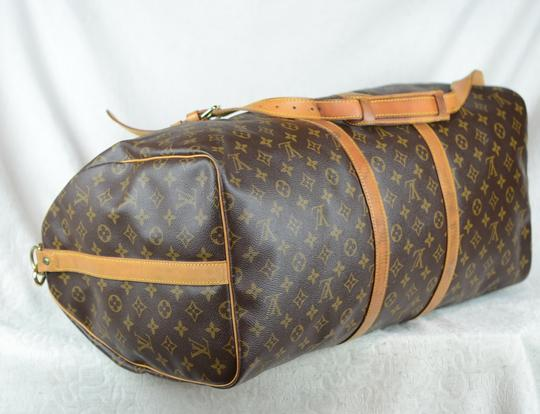 Louis Vuitton Lv Keepall Bandouliere Speedy Neverfull Cross Body Bag Image 8
