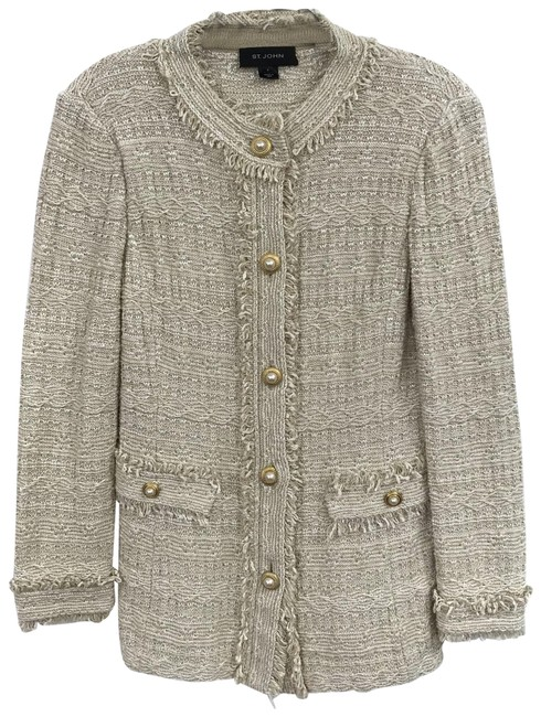 Preload https://img-static.tradesy.com/item/26283439/st-john-cream-fringe-knit-with-pearl-buttons-jacket-size-8-m-0-1-650-650.jpg