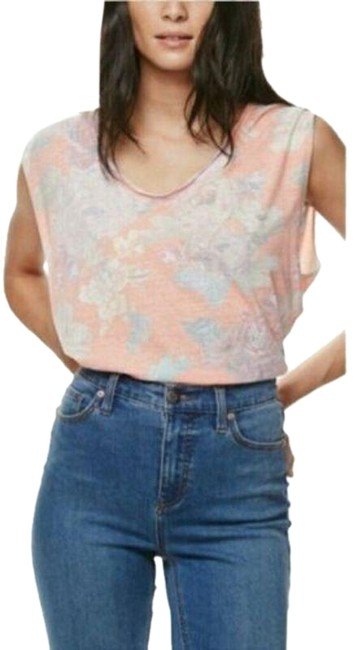 Preload https://img-static.tradesy.com/item/26283442/free-people-multicolor-l-coral-floral-gardenia-hi-low-tank-topcami-size-12-l-0-1-650-650.jpg