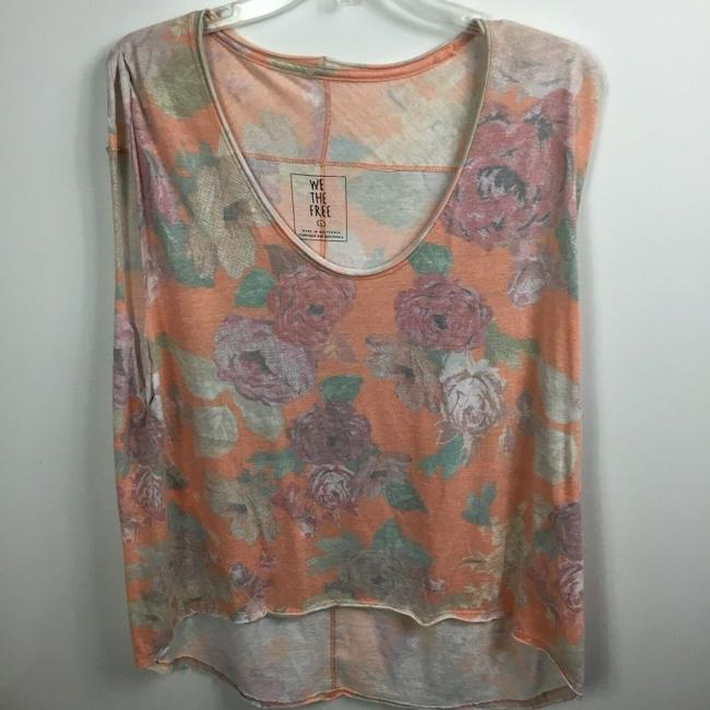 Free People Top Multicolor Image 2