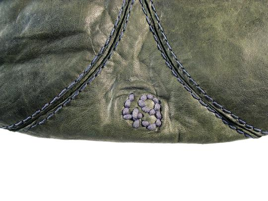 49 Square Miles Slouchy Italian Leather Hobo Bag Image 9