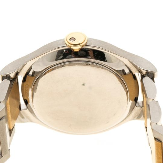Baume & Mercier Yellow Gold Capped Stainless Steel Women's Wristwatch 30 mm Image 4