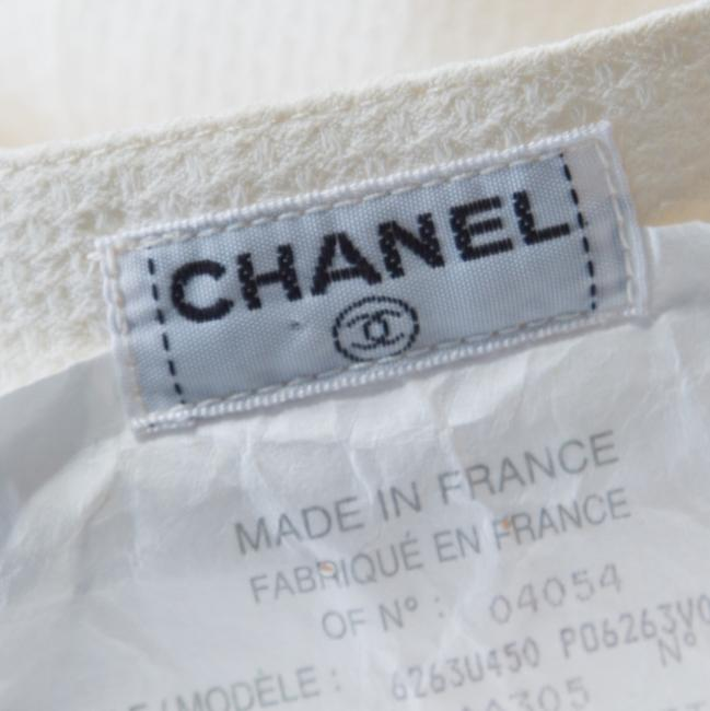Chanel Mini/Short Shorts Cream Image 4