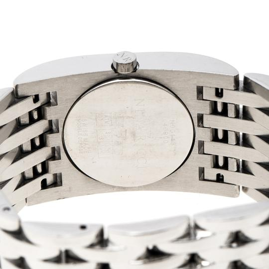 Nina Ricci White Mother of Pearl Stainless Steel N000113 Women's Wristwatch 25 mm Image 4