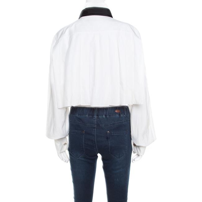 Chanel Top White Image 1