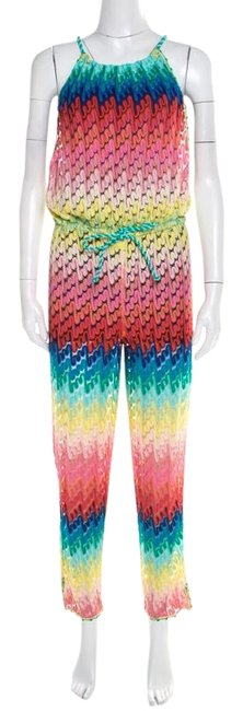 Preload https://img-static.tradesy.com/item/26283693/m-missoni-multicolor-mare-rainbow-perforated-knit-beach-cover-up-jumpsuit-s-pant-suit-size-6-s-0-1-650-650.jpg