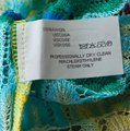 M Missoni Missoni Mare Rainbow Perforated Knit Beach Cover Up Jumpsuit S Image 4