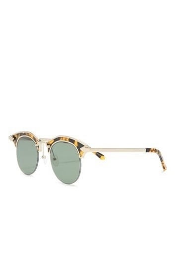 Karen Walker Buccaneer 47mm Sunglasses Image 3