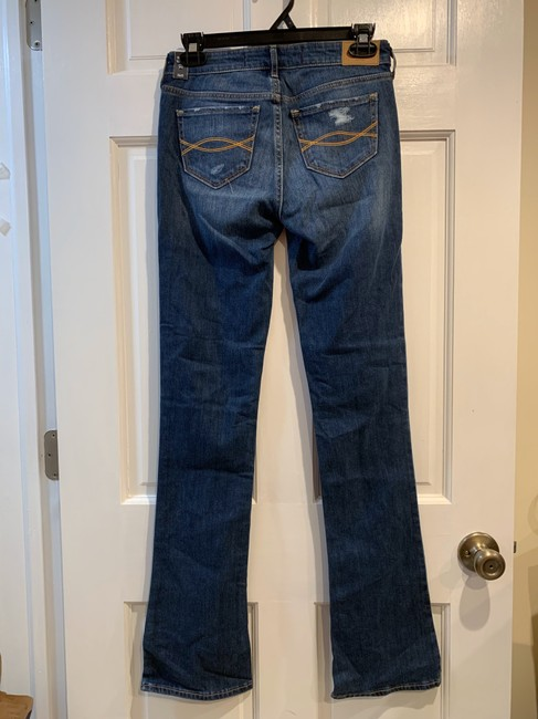 Abercrombie & Fitch Boot Cut Pants Image 1