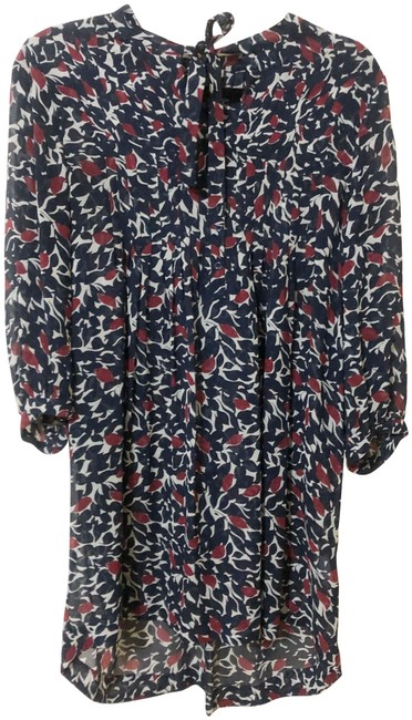 Preload https://img-static.tradesy.com/item/26283758/joie-blue-campbell-exclusive-leaf-print-short-casual-dress-size-2-xs-0-1-650-650.jpg
