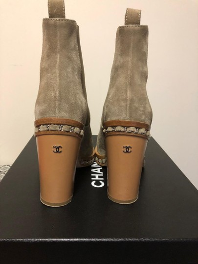 Chanel light brown Boots Image 2