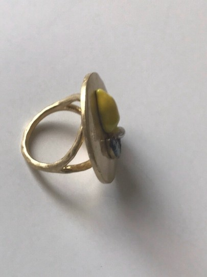 Tory Burch nwot tory burch le,on coin ring Image 4