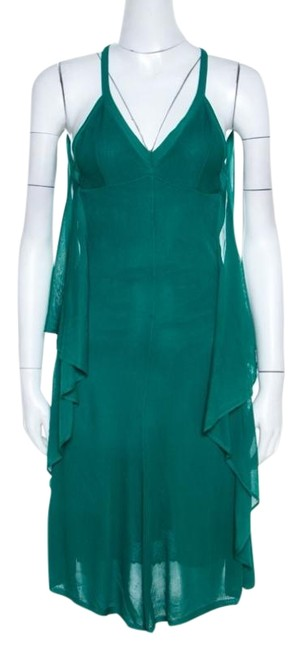 Preload https://img-static.tradesy.com/item/26283927/chanel-green-emerald-perforated-mesh-knit-back-tie-draped-casual-maxi-dress-size-6-s-0-1-650-650.jpg