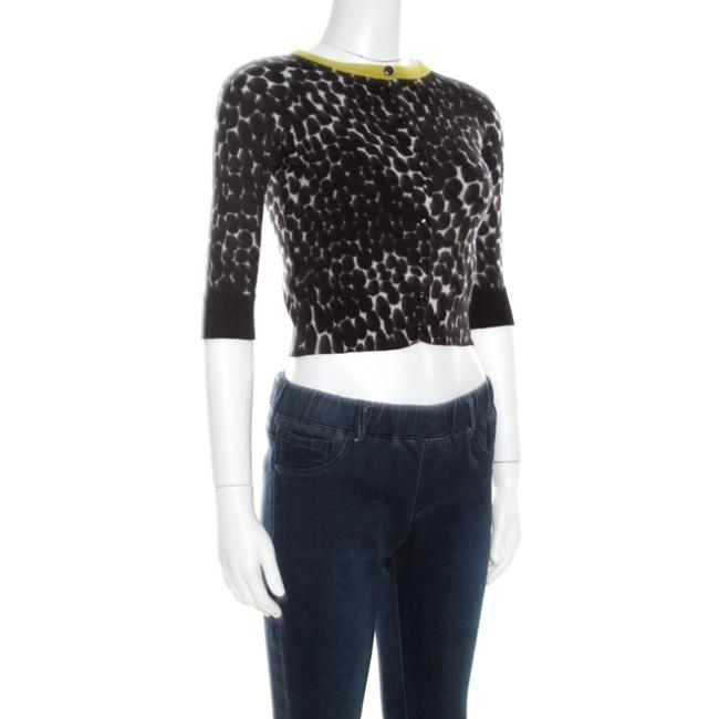 Gucci Cropped Cashmere Sweater Image 2