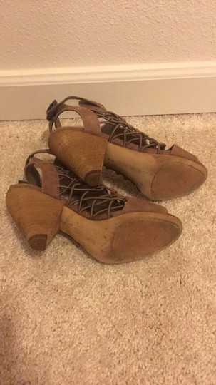 Vince Camuto taupe/brown Sandals Image 2