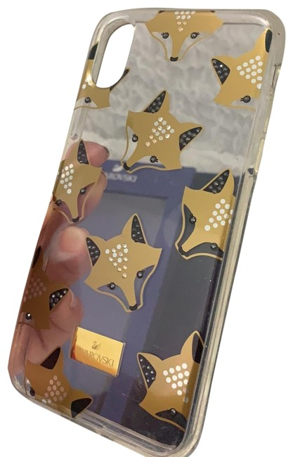Item - Gold XS Case Iphone X And Tech Accessory