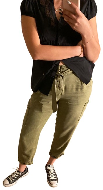 Item - Olive Green Pants Size 4 (S, 27)