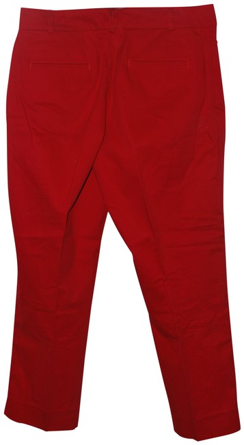 Item - Red Pants Size 10 (M, 31)