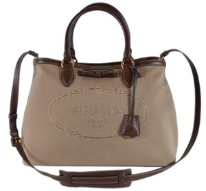 Prada Handbag Purse Wallet Satchel Shoulder Bag