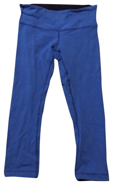 Item - Blue/Navy Pants Activewear Bottoms Size 6 (S)