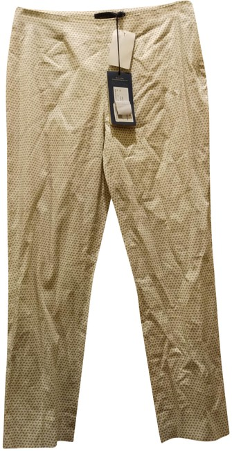 Preload https://img-static.tradesy.com/item/26288248/olive-white-40-leaf-print-pants-size-6-s-28-0-1-650-650.jpg