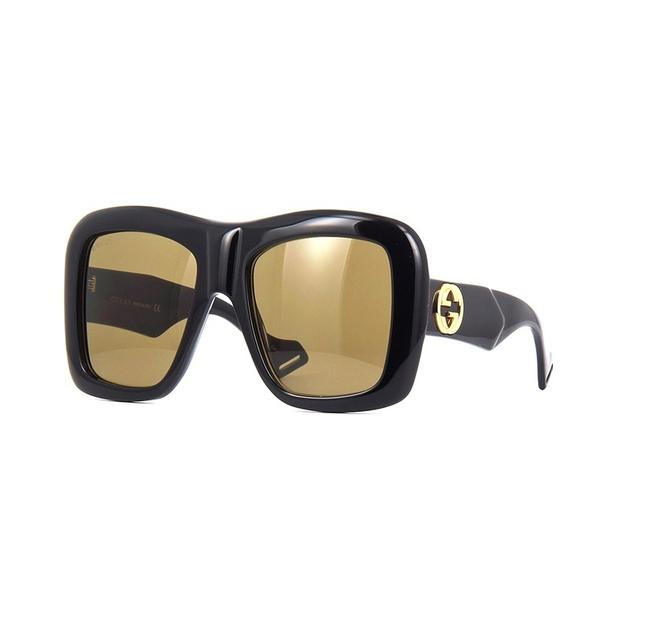 Gucci New New New Fashion Inspired Gg0498s 001 Sunglasses Gucci New New New Fashion Inspired Gg0498s 001 Sunglasses Image 1