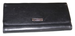 Guess Black Guess Leather Wallet