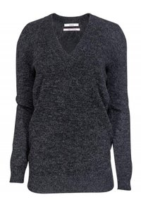 Barrie Grey Cashmere Sweater