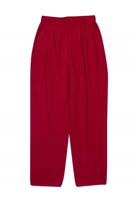 Item - Red Pants Size 4 (S)