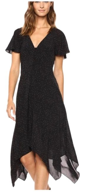 Item - Black Tamyra Mid-length Casual Maxi Dress Size 6 (S)