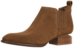 Alexander Wang Cut-out Suede Hollywood Date Night Holiday Dark Truffle Boots