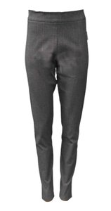 Avenue Montaigne Skinny Pants Black/Grey